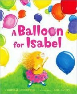 Balloon for Isabel