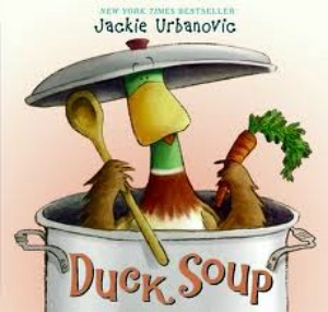 Duck Soup cover art