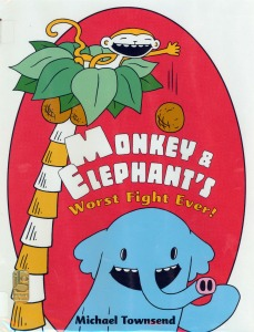 Monkey and Elephant cover