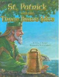 St Pat and the three Brave Mice cover